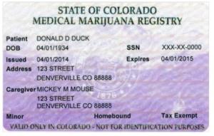 Colorado mmj card, mmj license, medical marijuana card